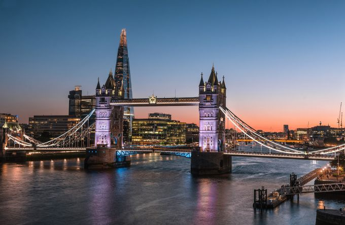 Tower Bridge by NickMoulds - Cities By The Water Photo Contest