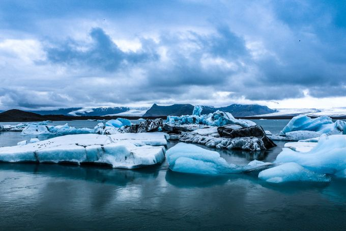 Icescape by KPierce90 - Creative Travels Photo Contest