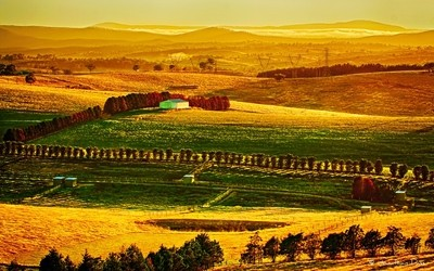 'Plenty Valley Sunrise'_Victoria, Australia