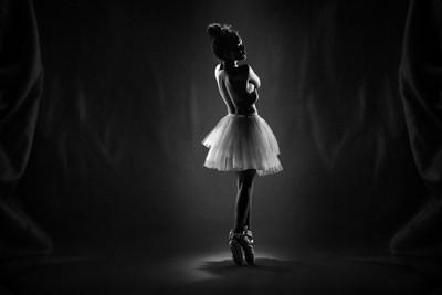 Le Ballerine a La Lumière