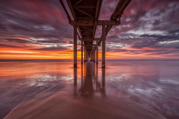 Under the Jetty by SteveBadger - The View Under The Pier Photo Contest