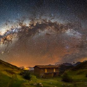 Taken in Chonta, a very little town 60 miles from Cusco City. There you can see the milkyway by naked eye! This place is just amazing!