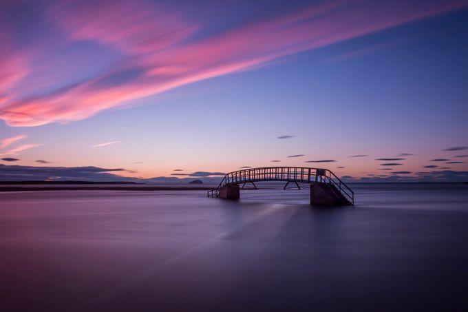 Bridge to nowhere (again) by jimslight - Unforgettable Landscapes Photo Contest by Zenfolio