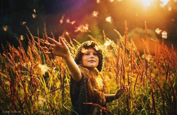 Forest Elf... by annakazakova - A Hipster World Photo Contest