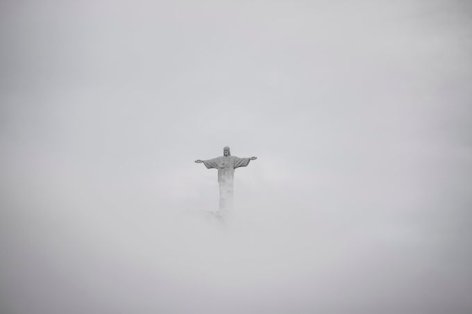 Christ the Redeemer by lgphotodc - Show Minimalism Photo Contest
