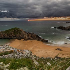 "At Melmore Point on the Rosguill Peninsula in Co Donegal lies this little known beach, Boyeeghter Bay. Known locally as ""The Murder Hole&quo..."