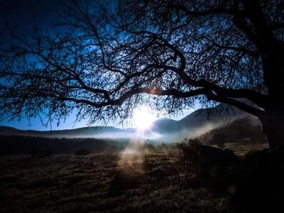 Freezed Sunrise - HD version