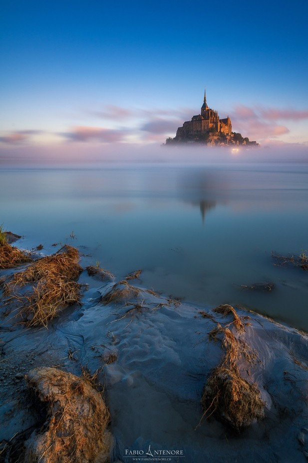 Le Mont by Fabio_Antenore - Layered Compositions Photo Contest