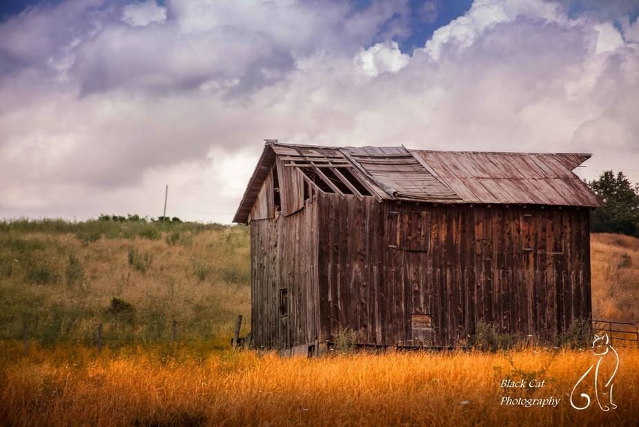 Old Barn - Elk Garden WM