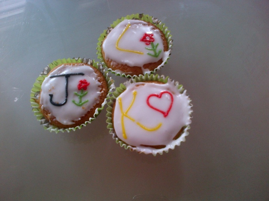 Anyone for cake ...
