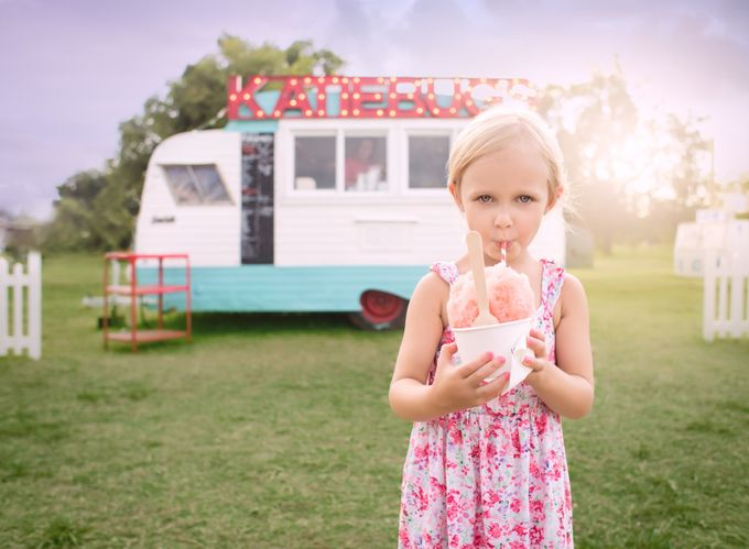 Snow Cone by kateluber - Getting Creative Photo Contest