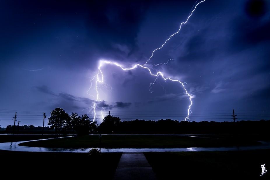 East Coast Storm 07/28/16.