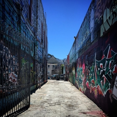 Alley of Art