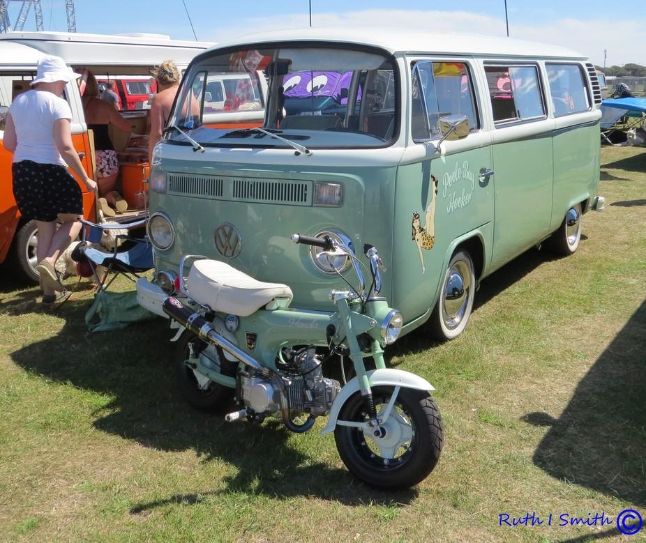 VW Poole Bay Hooker