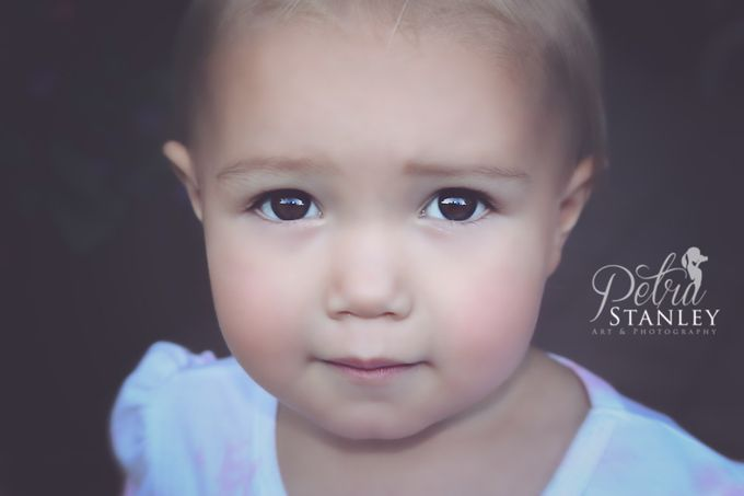 Brown Eyed Babe by petrastanley - Soft Photo Contest