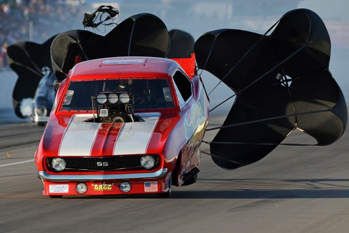 Flyin' Funny Car by DaveKommel - Fast Photo Contest