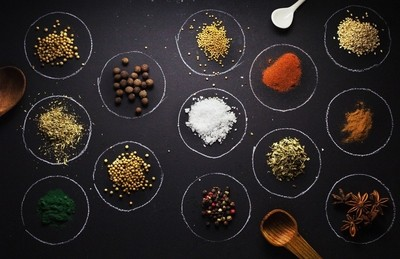 Collected Spices
