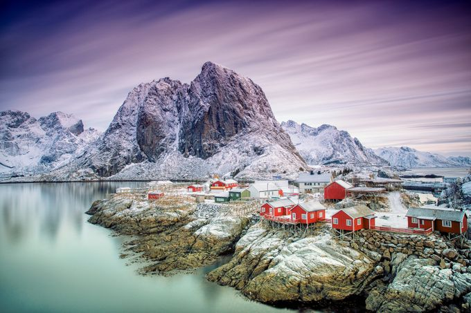 Sunrise in the Arctic Circle by Mbeiter - Monthly Pro Vol 24 Photo Contest
