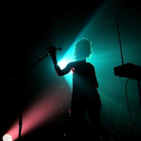 This was taken on the 11.11.11 :) it's a photo I took of Annie down in Bristol during a gig, great musician