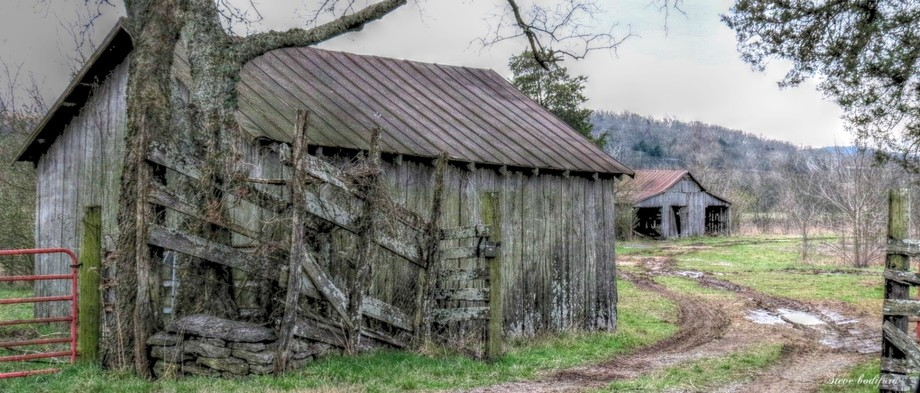 The timelessness of rural America...