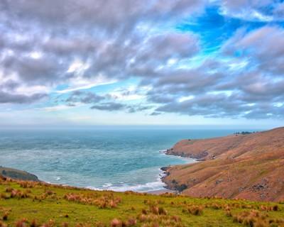New Zealand - Earth - Sea - Sky