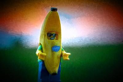 The Banana Man.