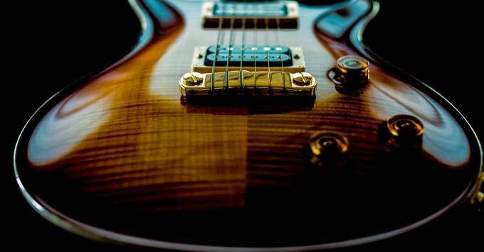 Custom 22 by rjmccor - Musical Instruments Photo Contest