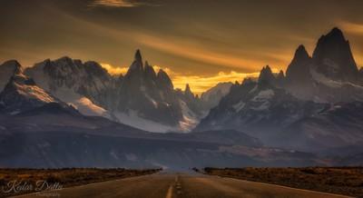 Road to Patagonia!