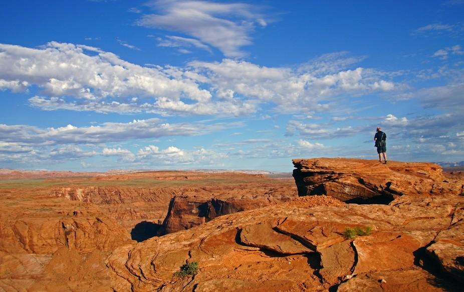 Horseshoe Bend, Page Arizona.