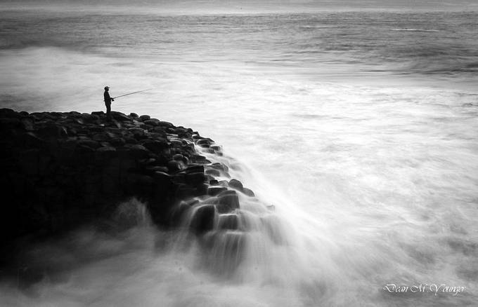 On the Rocks by DeanYounger - Rule Of Thirds Photo Contest v4