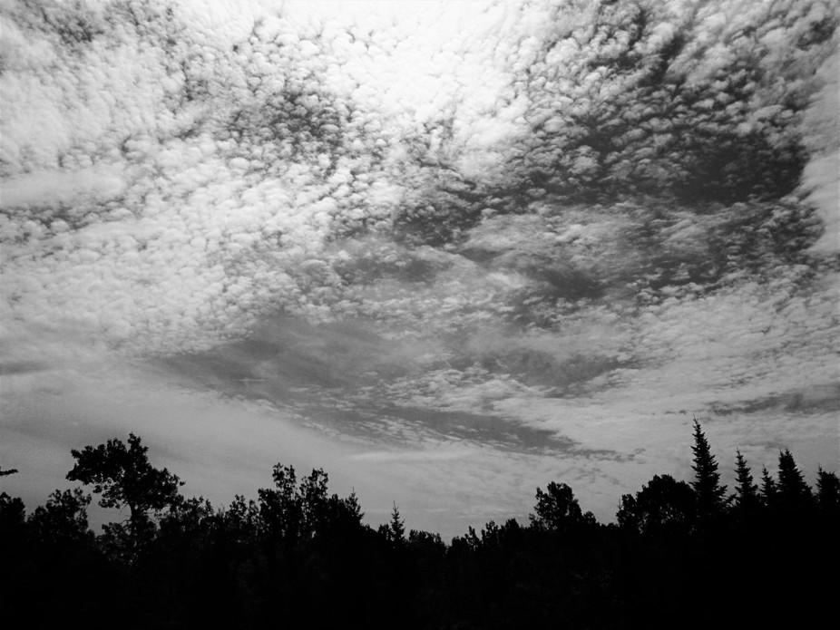 Cauliflower Clouds