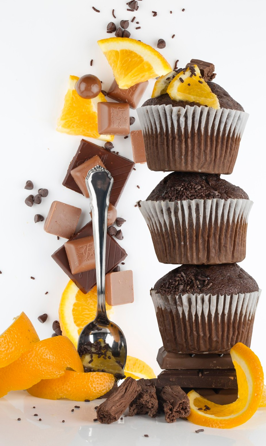 chocolate and orange by hanlismit - Looks Delicious Photo Contest