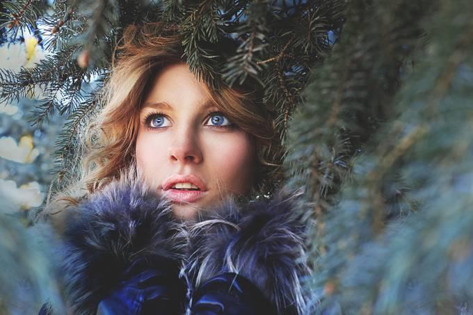 Katya by maniablack - Winter Fashion Licensing Project