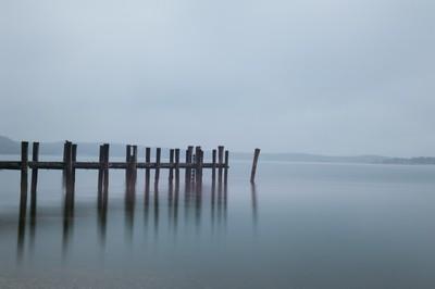 Forgotten pier