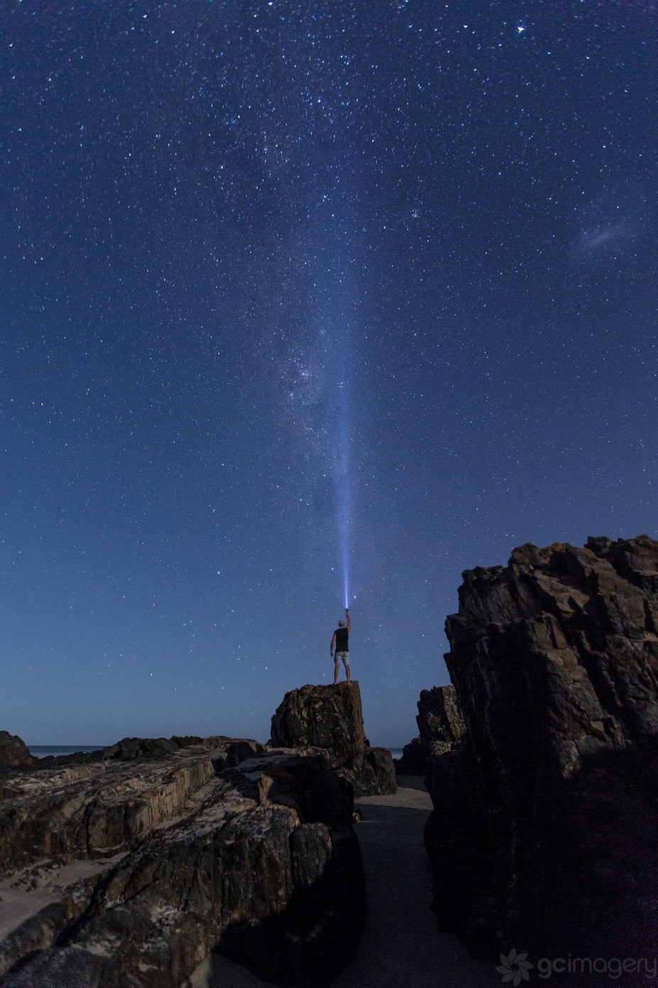 Reach for the stars by Gareth_Carr - Rule Of Seconds Photo Contest vol1