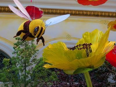 Monster bee!