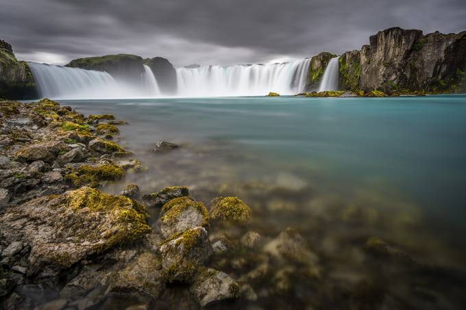 Godafoss by PF-pics - Iceland The Beautiful Photo Contest