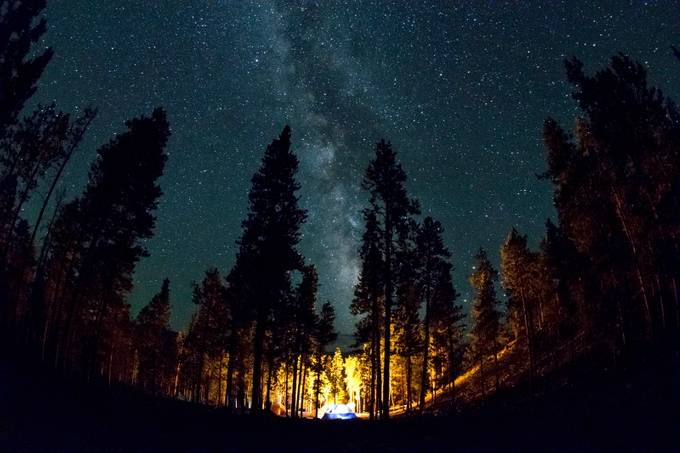 Home Under The Stars by carleycollins - Freshmen 2016 Photo Contest Vol 2
