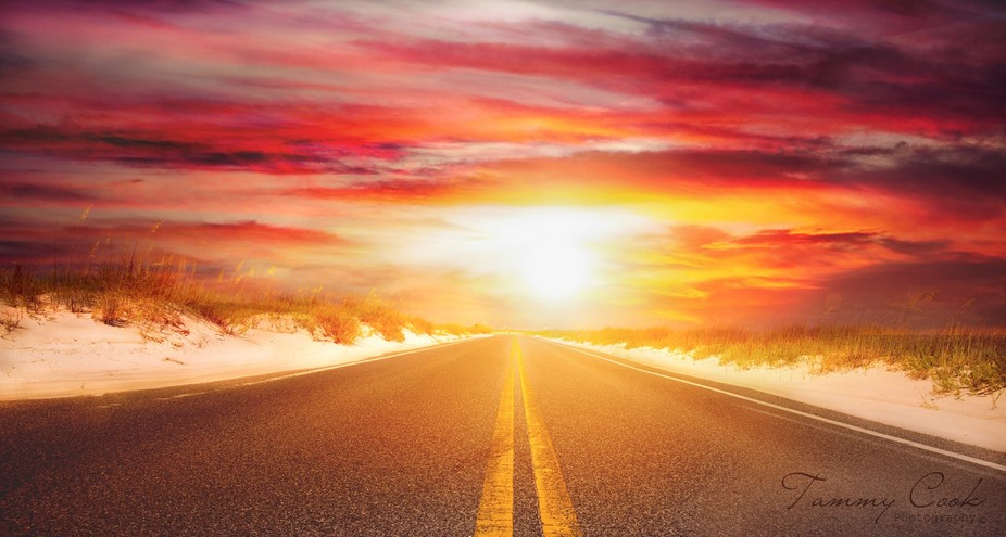 It is always an adventure to head out on the open road and see where it leads you.