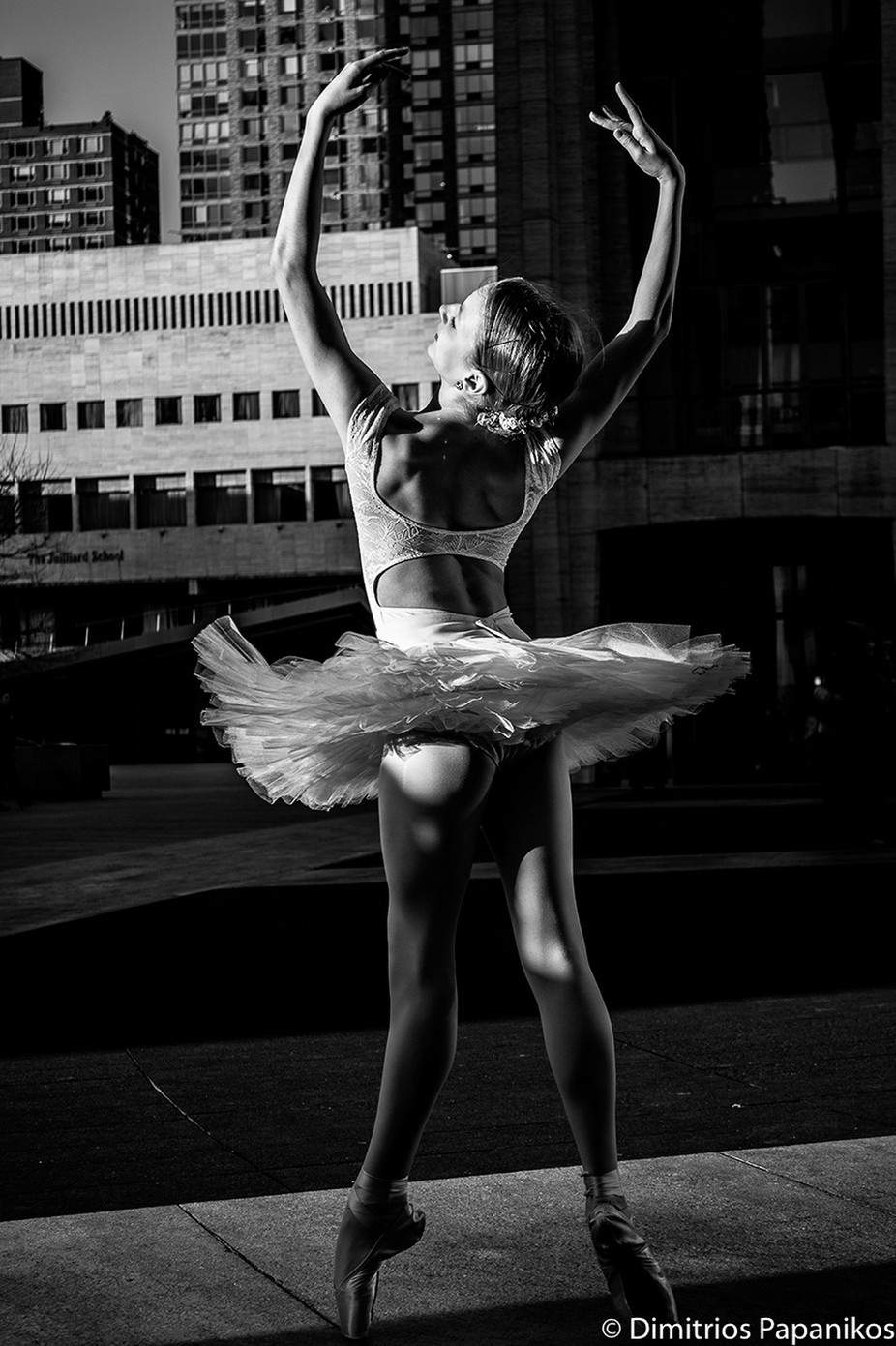 Dancing Girl  by dimipapanikos - Image Of The Month Photo Contest Vol 31