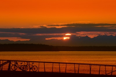 Chambers Bay Sunset