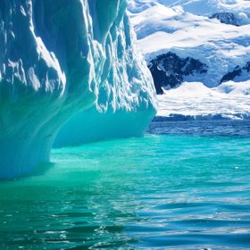 National Geographic cruise to Antarctica - stunningly beautiful colors!