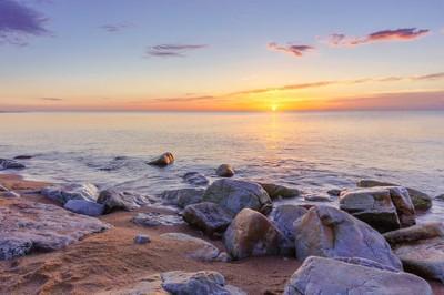 Baltic sunrise