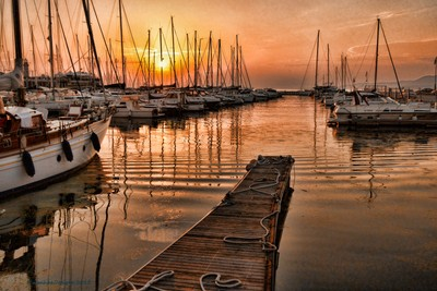 Trieste - The Only Thing Sinking Is The Sun