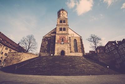 Michaelskirche Schwabisch Hall