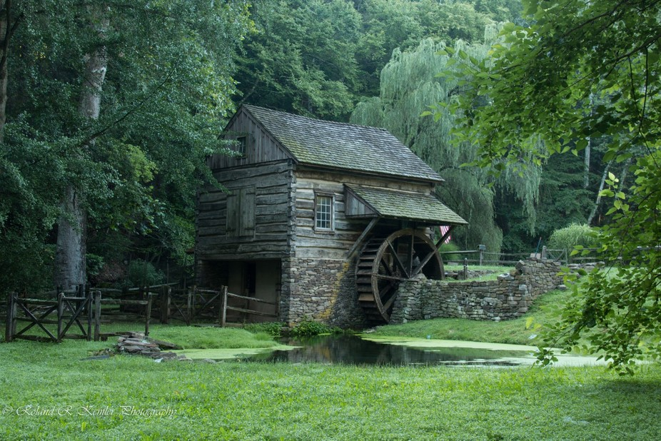 This Mill has been known as Bromley Lowe's Hobby Mill or simply Bromley's Mill. It's located on the Cuttalossa Creek in Solebury Township, Bucks County Pennsylvania