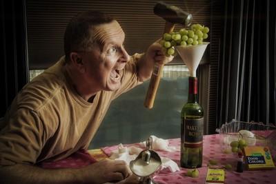 Wine the Hard Way