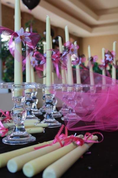 EVENT PARTY TABLE DECORATIONS - 01