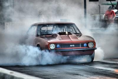 Smoke and Chevy