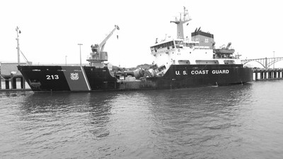 U.S. Coast Guard Ship